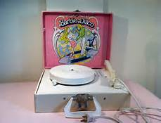 janis cohen barbie record player